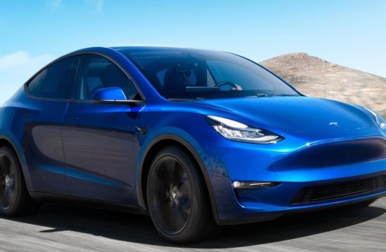 Tesla Model Y 1 550x360 at Tesla Model Y Crossover Unveiled   Should You Care?