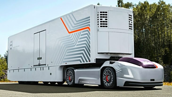 self driving trucks 730x411 at The Advancement of Technology: 4 Reasons You Shouldnt Fear Self Driving Trucks