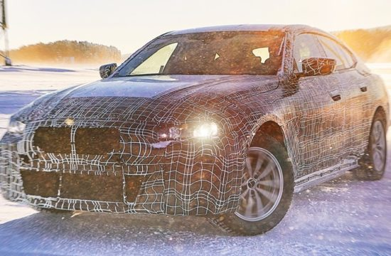 the bmw i4 undergoes 550x360 at Game On: BMW Is Taking Its Electric Cars Mainstream
