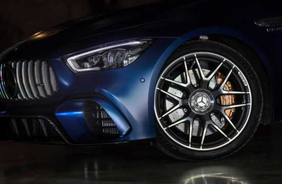 Mercedes Benz AMG GT63 550x360 at Why AMG Will Be The Leader of Electrified Performance Segment