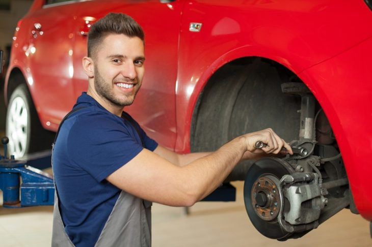 brake service1 730x486 at Useful Tips to Find the Satisfactory Brake Service for the Car