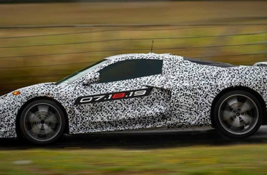 mid engined Corvette 1 550x360 at New Mid Engined Corvette Is Coming   What to Expect