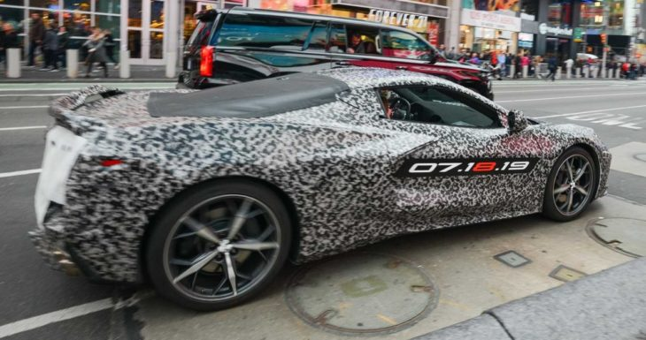 mid engined Corvette 2 730x385 at New Mid Engined Corvette Is Coming   What to Expect