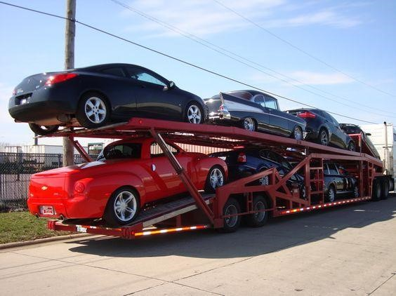truck 2 at Car Transport NY to Florida: Why enclosed transport Is Best?