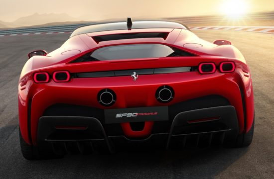 Ferrari SF90 Stradale 4 550x360 at SF90 Stradale   The Ferrari of Hybrids