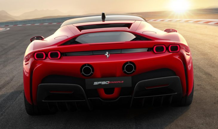 Ferrari SF90 Stradale 4 730x434 at SF90 Stradale   The Ferrari of Hybrids