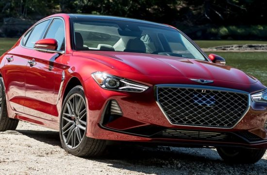 Genesis G70 e1557148922221 550x360 at On Genesis and Its Rocky Start as a Brand...
