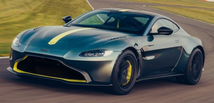 Vantage AMR 23 730x352 at Our Kind of Transition: Aston Martin Vantage AMR