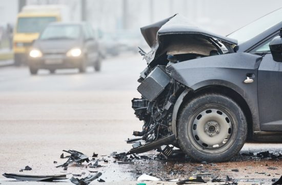 car accident 550x360 at Role of personal injury lawyer in car accident