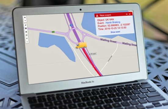 gps tracking software 550x360 at On the Importance of Vehicle Tracking Systems