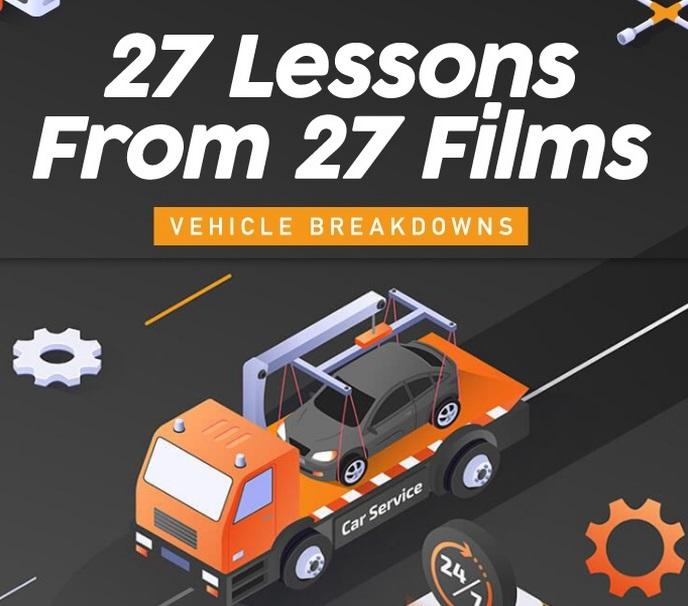 info breakdown at Car Breakdowns in Movies   An Interesting Study!