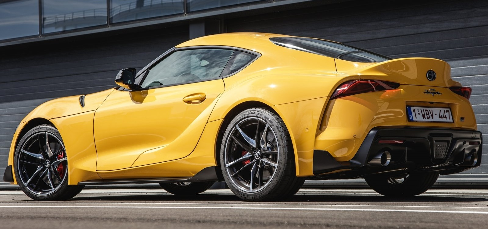 New supra is a bmw