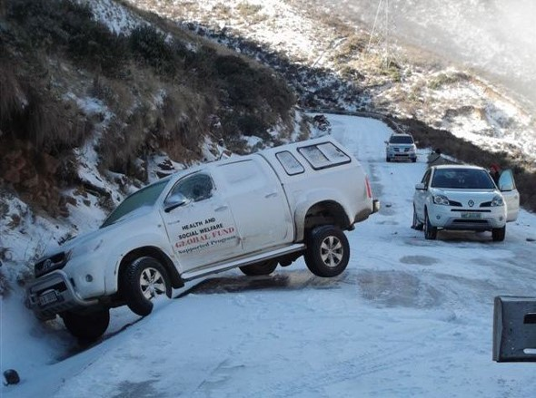 snow accident at How to Prove You Werent at Fault in an Accident