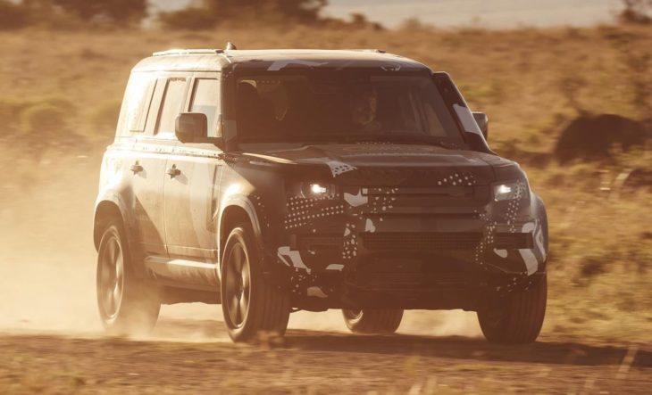 LR DEF TUSK KENYA 730x443 at The New Land Rover Defender   Will They Get It Right?