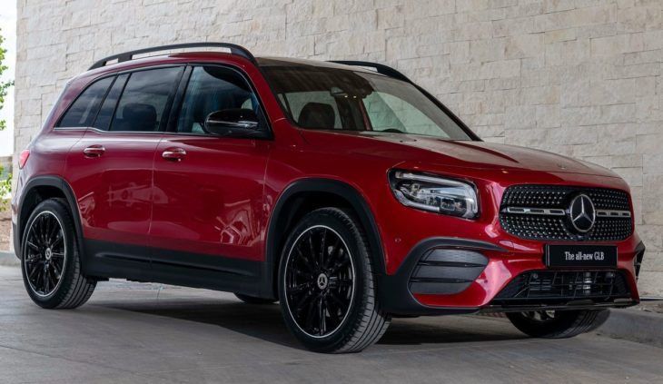 Mercedes Benz GLB 2020 01 730x423 at On The Compact SUV Craze...