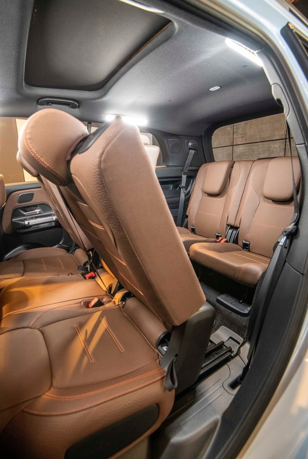 Mercedes Benz GLB 2020 69 at On The Compact SUV Craze...