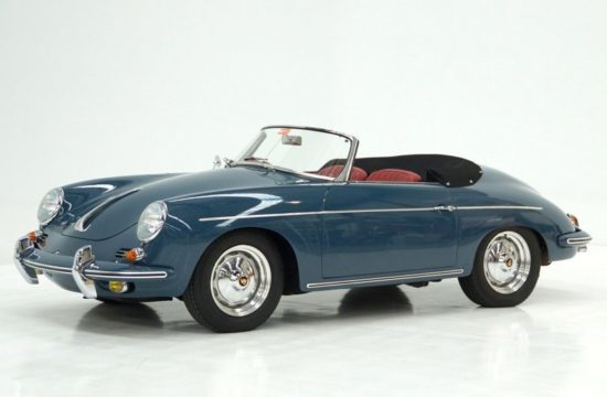 Porsche 356B 1962 550x360 at 4 Reasons Why It Might Be Time to Part Ways with Your Luxury Car