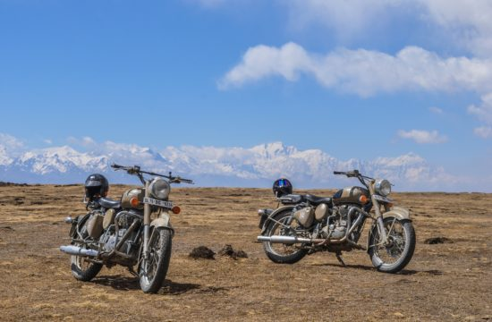 "nepal motorbike trip nepal 550x360 at The True Meaning of ""Adventure of a Lifetime"""