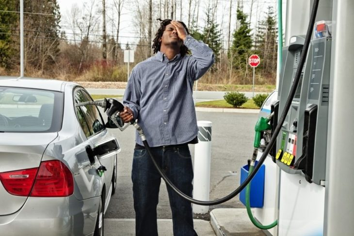 wrong fuel 730x487 at Wrong Fuel: What to do if you put petrol into a diesel