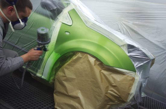 car paint 550x360 at 5 Ways to Protect Your New Car Paint Job