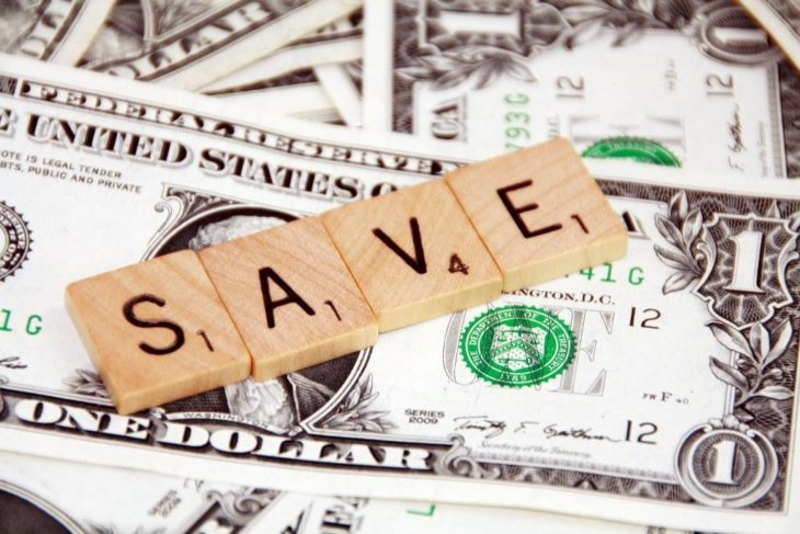 dollar save 730x487 at Tips on How to Save Money on Vehicle Loan