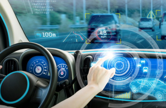 car tech 550x360 at 5 Disruptive Trends In The Automotive Industry Driving Exponential Growth