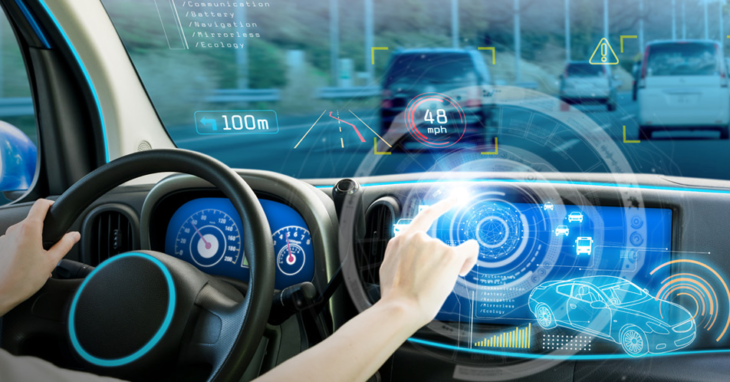 car tech 730x382 at 5 Disruptive Trends In The Automotive Industry Driving Exponential Growth