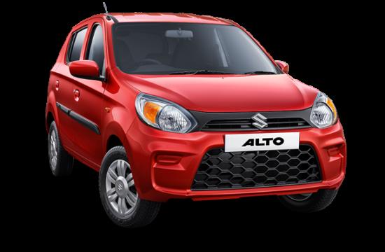 maruti suzuki alto 550x360 at A Complete Overview of Maruti Suzuki Alto LXI CNG