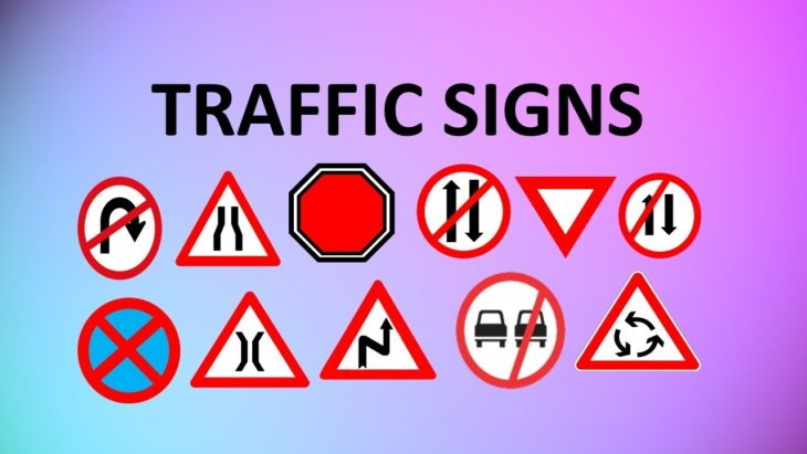 traffic signs 730x411 at A short guide to road traffic signs