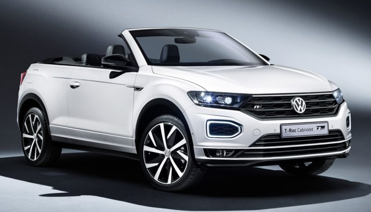 vw t roc convertible 1 730x417 at Convertible SUVs   Can They Makeem Work?