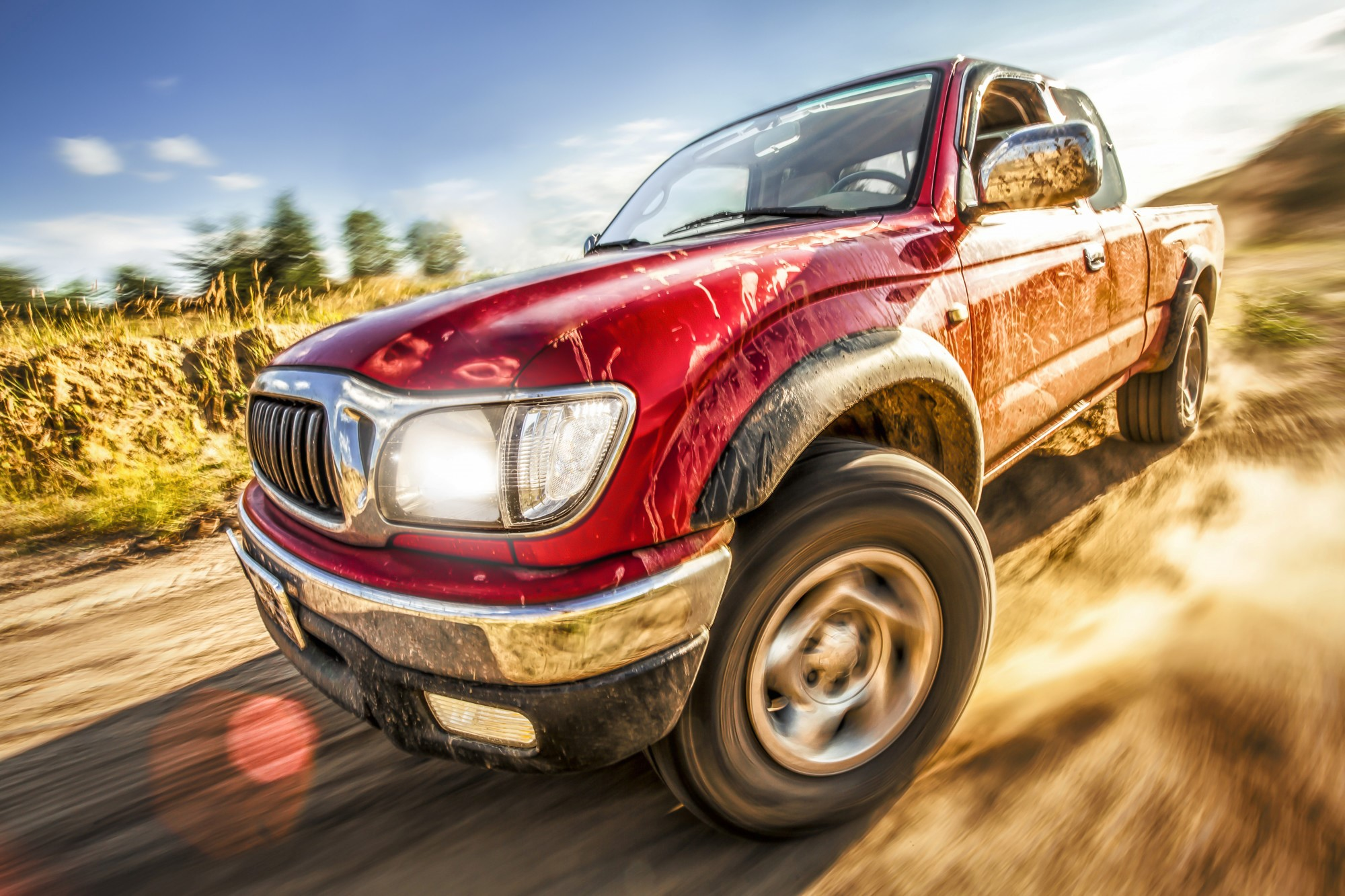 A List Of Some Super Cool Accessories For Pickup Trucks