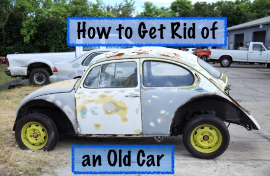 get rid of old car 550x360 at How to Get Rid of Your Old Car: 8 Reliable Ideas