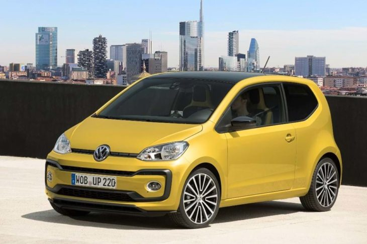 VW Up 730x486 at The Most Affordable Cars of 2020