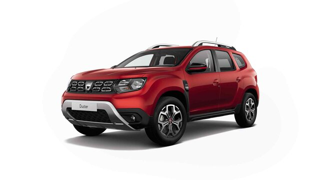 dacia duster at The Most Affordable Cars of 2020