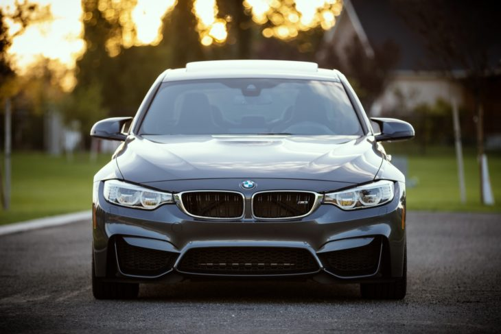 BMW front 730x487 at What to Consider About Using Your Car as Collateral for a Personal Loan