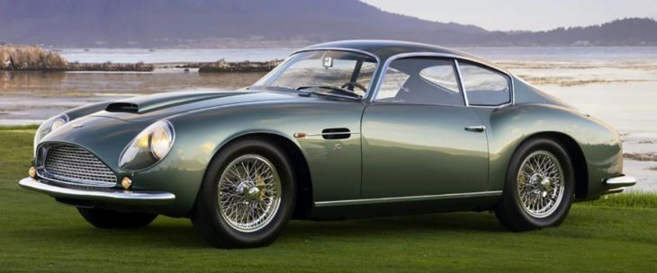 DB4GT Zagato 730x304 at The Most Famous Cars in History