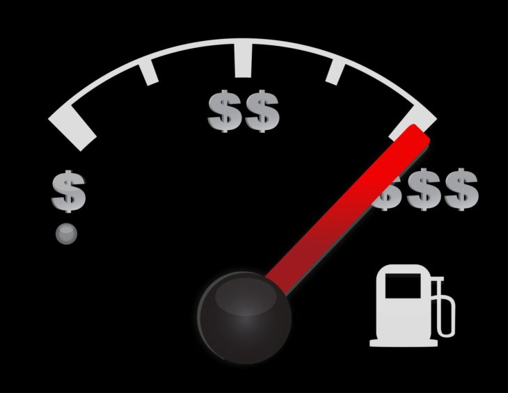gas mileage 730x565 at 9 Ways to Increase Your Trucks Gas Mileage