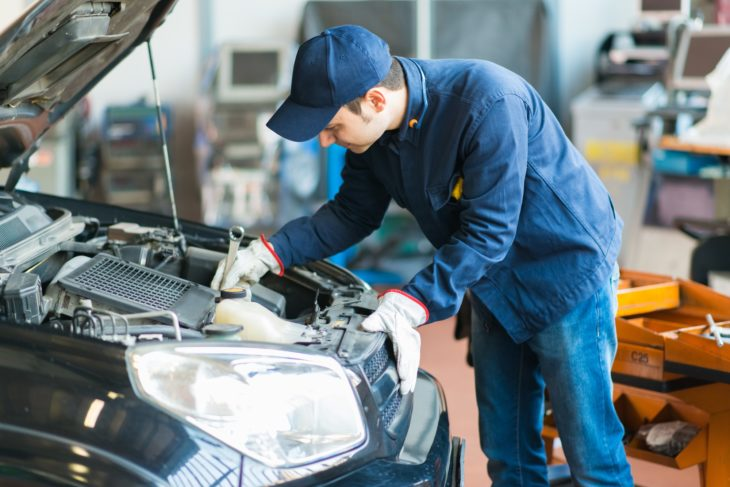 car mechanic 730x487 at Auto Industry Jobs: What Opportunities Are Available?
