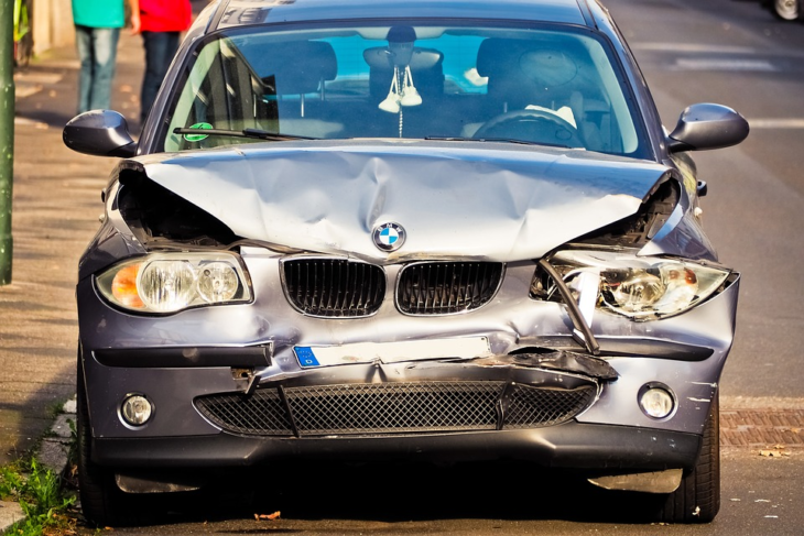 bmw accident 730x487 at 3 Ways to Prevent Devastating Losses Resulting from Motor Vehicle Accidents