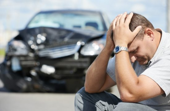 car accident 550x360 at 4 Key Things to Do if You Were Injured in a Car Accident
