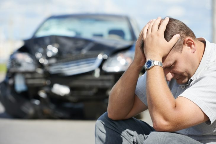 car accident 730x487 at 4 Key Things to Do if You Were Injured in a Car Accident