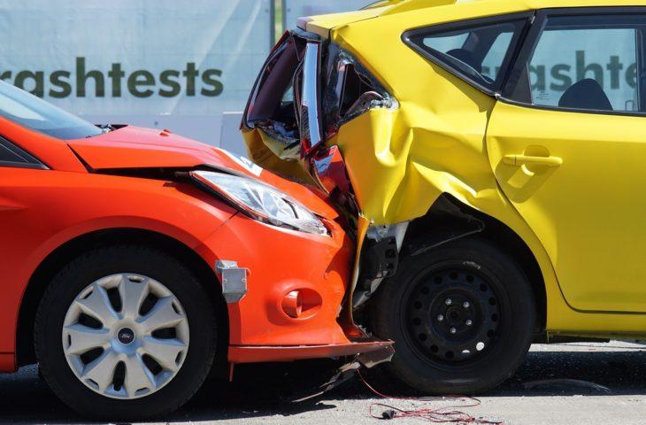 car crash 730x480 at Do Rideshare Companies Pay for Car Crashes?