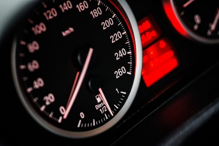 speedometer 2 730x485 at 3 Ways to Fight a Speeding Ticket
