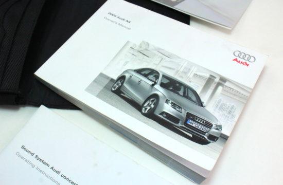 car manual 550x360 at Should You Replace a Lost Car Manual?