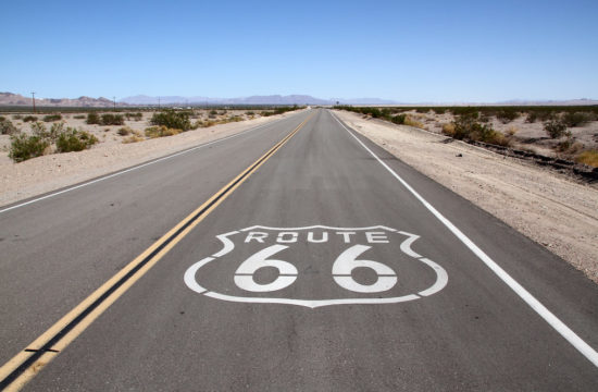 route 66 550x360 at What is on a Motorcyclist's Bucket List
