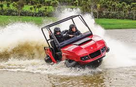 Gibbs Terraquad at Versatile All Terrain Cars/Vehicles with Incredible Designs