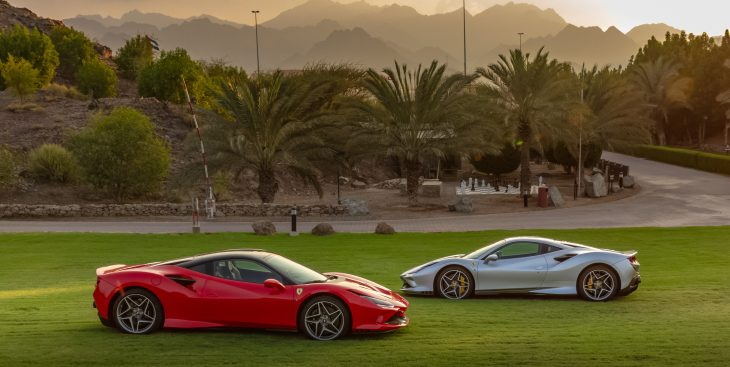 190463 car f8 hatta 730x367 at Renting a Ferrari in Dubai (Never go to Lurento)