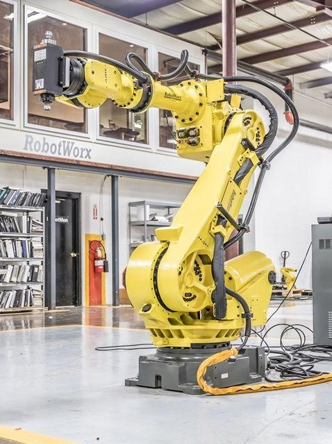 automotive factory 3 at Top Robotic Applications in the Automobile Manufacturing Industry
