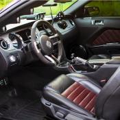 AM Mustang interior 175x175 at AmericanMuscle Customer Spotlight Video | 2012 GT