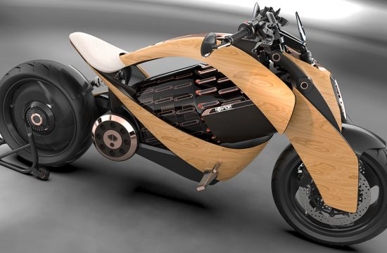 electric motorcycle 550x360 at Electric Motorbike Safety Issues